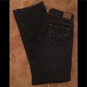 Aeropostale Hailey flare short jeans LIKE NEW